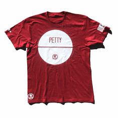 THE EGO IS PETTY RED TEE