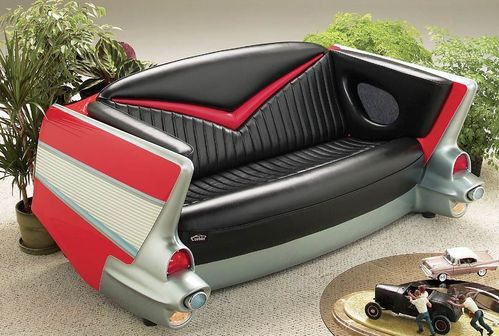 1957 Chevy Styled Couch