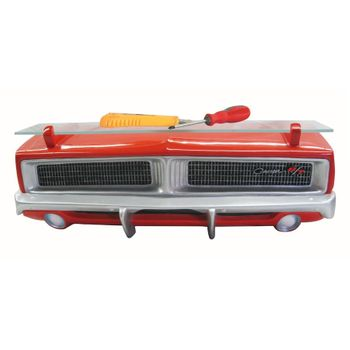 1969 Dodge Charger Wall Shelf