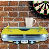 1970 Dodge Cuda Wall Shelf with working Lights