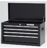 26 inch Black 4-Drawer Tool Chest