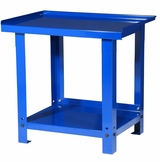 3-Foot Steel Workbench - Blue
