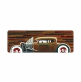 32 Hotrod Coupe Metal Sign