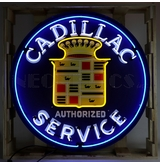 36 inch Cadillac Neon Sign