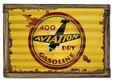 400 Aviation Gasoline Metal Sign