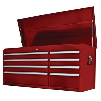 "41"" 8 Drawer Double Bank Chest"