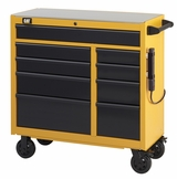 "41"" Wide 9 Drawer Workstation"