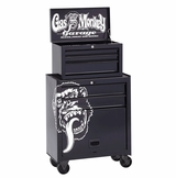 5-Drawer Tool Center - Gas Monkey Garage