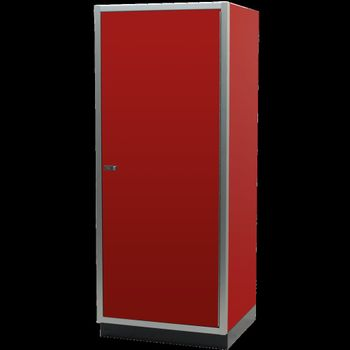 "81"" Tall 18"" Deep 32"" Wide Locker Cabinet"