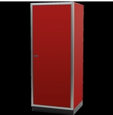 "81"" Tall 24"" Deep 24"" Wide Locker Cabinet"