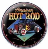 American Hot Rod '32 Metal Sign