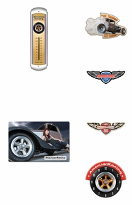 Items in American Racing Signs