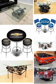 Items in Automobile Furniture