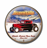 Bonneville Metal Sign