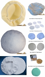 Items in Buffing Pads