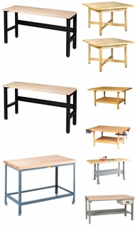 Items in Butcher Block Workbenches