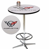 Made in the USA C5 Corvette Pub Table
