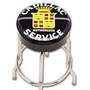 Made in the USA Cadillac Service Counter Stool