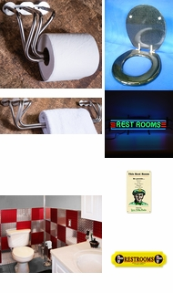 Items in Car Guy Bathroom Accessories