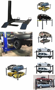 Items in Car Lifts