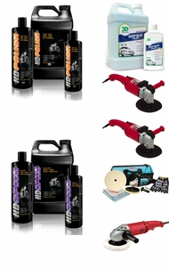 Items in Car Polish