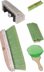 Items in Car Wash Brushes