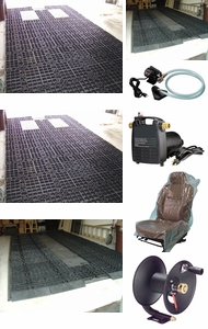 Items in Car Wash Equipment