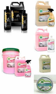 Items in Car Wax and Sealants
