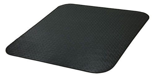 Carbon Fiber Style Chair Mat