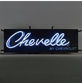 Chevelle Junior Neon Sign