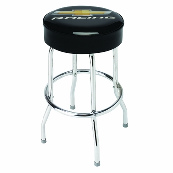Made in the USA Chevy Racing Counter Stool