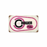 Crower Racing Cams Metal Sign
