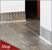 Diamond Plate Molding and Trim Work