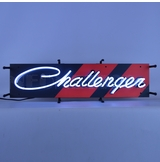 Dodge Challenger Junior Neon Sign