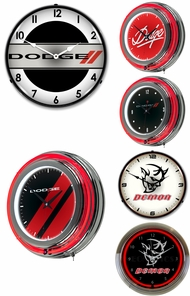 Items in Dodge Clocks