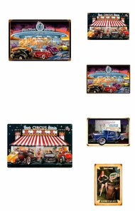 Items in Diners and Drive In Signs