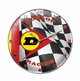Dunlop Racing Metal Sign