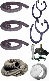 Items in Exhaust Hose