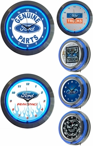 Items in Ford Clocks