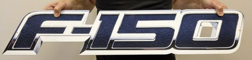 Ford F150 Sign
