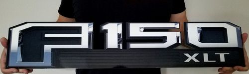 Ford F150 XLT Sign