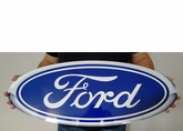 Ford Oval Sign