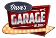 Garage Personalized Metal Sign