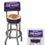 Made in the USA Geniune Chevy Parts Counter Stool With Back