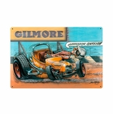 Gilmore Racer Metal Sign