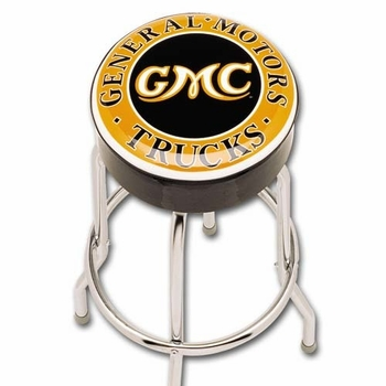 Made in the USA GM Trucks Counter Stool
