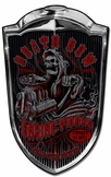 Grill Sign Death Row Metal Sign