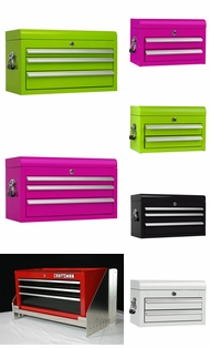 Items in Hand Held Tool Boxes