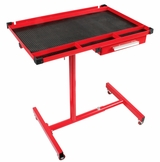 Heavy Duty Adjustable Work Table with Drawer