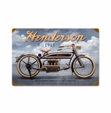 Henderson Clouds Sign